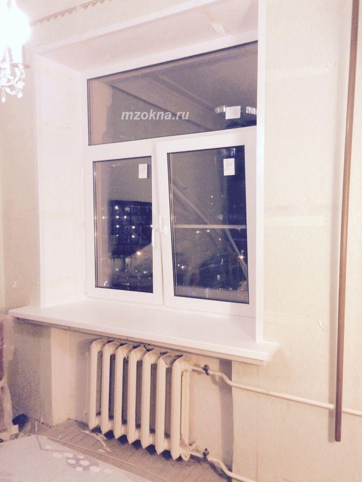 Окно в сталинском доме мзск.